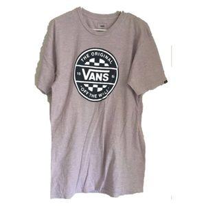 VANS  Checker Co. Short Sleeve T-Shirt size M